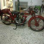 My uncle bike