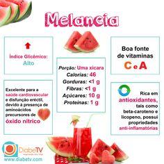 Benefícios da Melancia - http://blogbr.diabetv.com/beneficios-da-melancia/