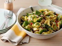 Spinach-Artichoke Pasta Salad