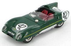 Lotus XI Climax Walshaw - Dalton Le Mans 1957 1 43 #cars #coches #carros