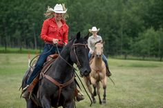 As most who follow Heartland on CBC's social pages know, season 10 is taking a break from production until Monday, July 4th, when block 3 will resume filming.
