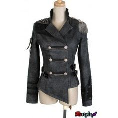 punkrave jacket
