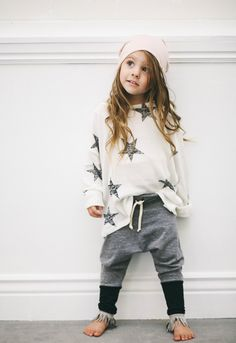 Maxwell Slouch Pants - Children - SHOP - Products