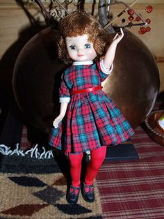 Betsy McCall-this is one of the outfits my doll came with!