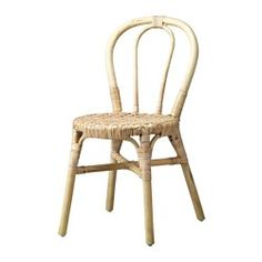 Our favourite new Ikea products from the 2017 catalogue: VIKTIGT Chair, rattan… Classic Furniture, Rustic Furniture, Cool Furniture, Handmade Furniture, Bamboo Furniture, Furniture Removal, Outdoor Furniture, Chaise Ikea, Ikea Chair