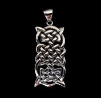 New Listing Started Stainless Steel Celtic 3 Knots Pendant NZ$39.00