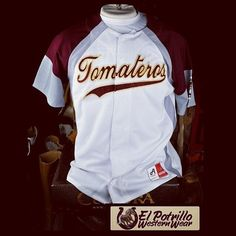 Tomateros De Culiacan Mexico Baseball League Player Youth Jersey ...