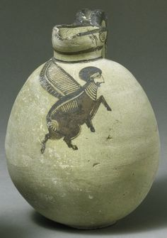 Cypro-Archaic I, ca. 750–600 B.C.