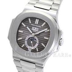 パテックフィリップ ノーチラス アニュアルカレンダー 5726/1A-001 PATEK PHILIPPE 腕時計