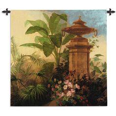 Tropic Fantasy Wall Tapestry