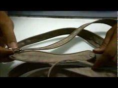 monedero con una cremallera - YouTube