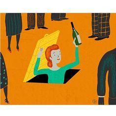Where Wine Lives: Cellar, Fridge or Garage?