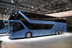 Neoplan Skyliner en IAA 2014 Hannover by Galeria de Fan Bus, difusión y prensa on Flickr. Neoplan Skyliner en IAA 2014 Hannover