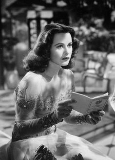 Unveiling the woman behind the image, film star and inventor Hedy Lamarr (1914 - 2000), described as...