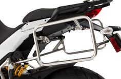Stainless Pannier Rack