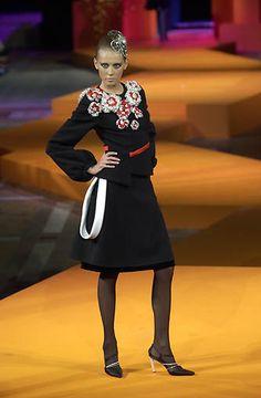 Christian Lacroix, Autumn/Winter 2000, Couture