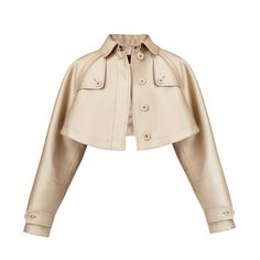 Burberry Double Duchess Cape Jacket (€1.450) ❤ liked on Polyvore featuring outerwear, jackets, coats, burberry, coats & jackets, giacche, chaquetas, capes, casacos and odjeća