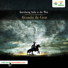 A little known ‪#‎fact‬: Alexander the Great was the first to bring ‪#‎India‬ into contact with the West. Unfortunately the link diminished after his death. The sea link was then restored by Vasco da Gama who reached Calicut in 1498. Visit http://iamnindia.com?utm_content=bufferf213f&utm_medium=social&utm_source=pinterest.com&utm_campaign=buffer to know more interesting facts about the historical India. ‪#‎incredibleindia‬ ‪#‎history‬ ‪#‎ancient‬