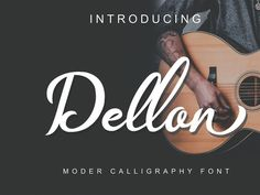 Dellon is a modern calligraphy font. Fall in love with the modern vibe, and change any design idea to stand out! Use it for any design project that requires a personalized appearance! Calligraphy Fonts, Modern Calligraphy, Cool Fonts, Icon Font, Sans Serif, Design Projects, Falling In Love, Change, Things To Sell
