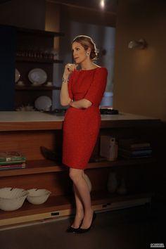 Gossip Girl Season 4. Lily van der Woodsen.
