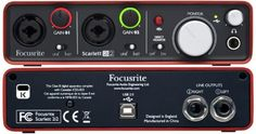 The Best Budget Audio Interfaces - 2 Channels