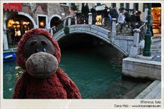 Marco Polo en Venecia, Italia