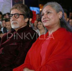 Shweta, Abhishek, Jaya and Amitabh Bachchan at the NDTV Indian Awards | PINKVILLA