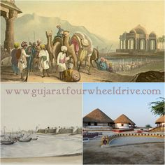 Have you ever visited #Gujarat #Kathiawar at the south west part and the #Kutch at the North Gujarat?   See the best part bit.ly/1bzGALO