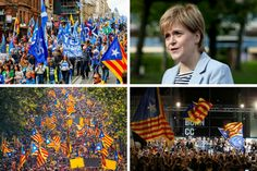 THE SNP is facing a diplomatic crisis as it comes under pressure to recognise Catalonia's proposed independence referendum.