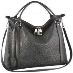 Louis Vuitton M97068 Antheia Ixia PM Charcoal Grey Hobo Bag Louis Vuitton  Online Store bf270f2685