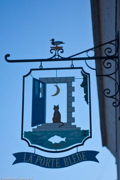 1000 images about schilder on pinterest bath sign shop - La porte bleue en belgique ...