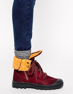 Palladium boots are so damn stylish..