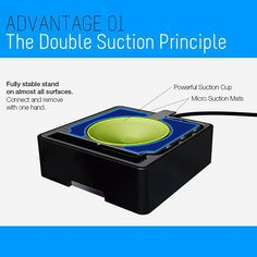 ONEDOCK for all Smartphones, Tablets & Apple Watch Fully stable stand on almost all surfaces. The double suction principle.  one-dock.com #getonedock #onedockforall #apple #samsung #htc #oneplusone #iphone #ipod #ipad #htcone  #wood #applewatch #applewatchdock #smartphones #tablets #luxury #luxus #luxo #kickstarterstaffpick #kickstarter #startup #staffpick #backer #mashpics #madewithkickstarter #gadget #gadgets #gadgetflow #smartphones and #tablets