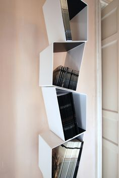 94 Amazing Bookshelf Design Ideas - Essential Furniture In Your Home Freestanding Double Sided Poplar Bookcase Manufacturer Corner Bookshelves, Modern Bookshelf, Bookshelf Styling, Bookshelf Design, Bookcases, Nerd Room, Plywood Shelves, Office Shelf, Amber Interiors