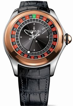 Master Horologer: CORUM Bubble Gaming Limited Edition