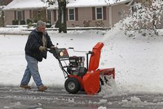"""The upcoming winter is expected to be dominated by below-normal temperatures with predictions for """"lots of snow'' in central and northern New England, according to the Farmers' Almanac. That forecast may have you thinking about buying a snow blower."""