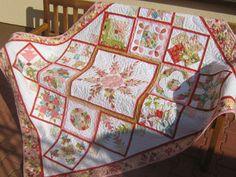 Bellet sampler quilt