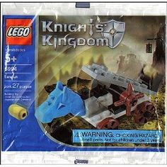 Amazon.com: LEGO Knights' Kingdom 5994 Catapult: Toys & Games