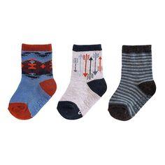Baby / Toddler Boy Carter's 3-pk. Crew Socks, Size: