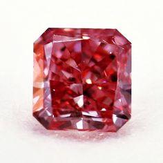 Fancy vivid pink diamond