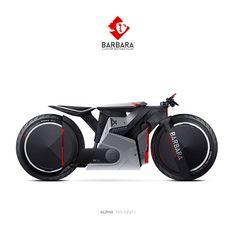 "barbara-motorcycles: "" ALPHA MACHINA 1 Barbara Custom Motorcycles - Photoshop Preparations https://www.facebook.com/barbara.motorcycles/ #prepa #motorcycles #custom #bikes #moto #Electric #AlphaMachina #Alpha #Machina #1 #Midnight #Yamaha #Steel..."