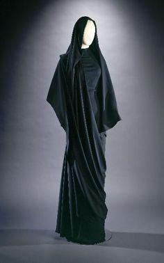 Madam Gres. I love the dramatic hood.