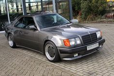 5-Speed Six Liter: 1988 AMG Hammer Coupe 1of 12