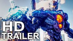 PACIFIC RIM 2: UPRISING Official Trailer (2018)