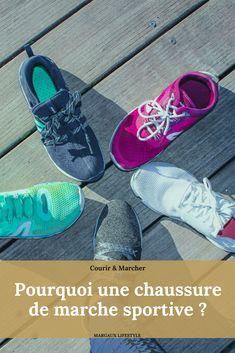 Pourquoi te faut-il une chaussure de marche sportive ? - Margaux Lifestyle