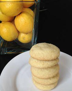 Delightful Lemon Sugar Cookies