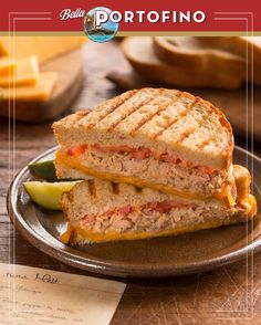 Elevate the Classic Tuna Melt recipe from diner to dinner, with tender, wild-caught Yellowfin tuna.