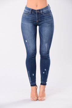 Stuntin On My Ex Jeans - Medium