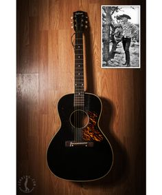 I recently inherited my Grandfathers Gibson acoustic guitar. He... jzaring jzaringphoto middleburgpa