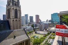 Rotterdam, Willis Tower, Urban, Building, Travel, Viajes, Buildings, Destinations, Traveling